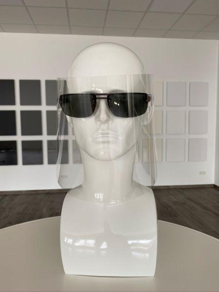 ClearView Gesichtsschirm Brillenvisier
